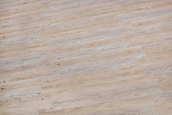 Fußboden Click Vinyl ~ Qm uniclic klick vinyl boden mm click vinylboden oak beige