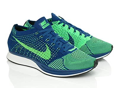 Nike Flyknit Racer- UK 9.5  Buy Online at Low Prices in India - Amazon.in 5512df179