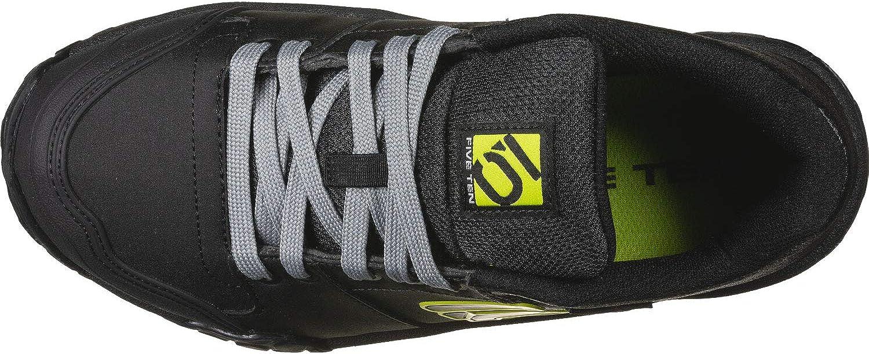 Five Ten MTB-Schuhe Impact Sam Hill Core Black//Grey//Semi Solar Yellow