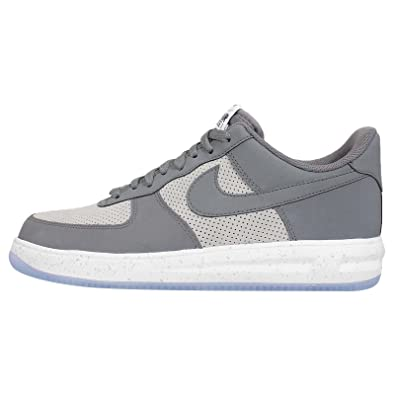 Nike Men's lunar Force 1 14, COOL GREY/COOL GREY-WHITE, 7.5