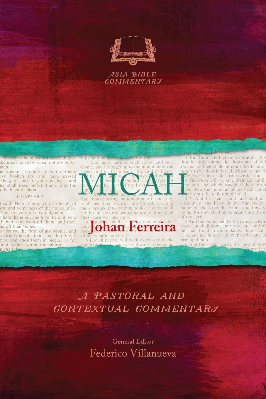 Micah: A Pastoral and Contextual Commentary (Asia Bible Commentary) ebook