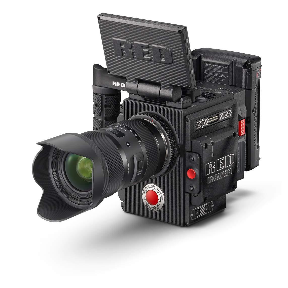 Amazon com : RED RAVEN DIGITAL CINEMA Camera Kit 4 5K Dragon