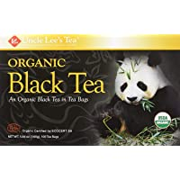 Té Negro Panda Orgánico 40 Sobres
