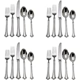 Amazon.com: idurgo Athenas Ref. 18000 Cutlery Set, Stainless ...