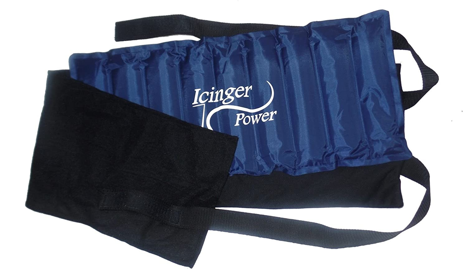 Large Powerful Abdominal Obliques Cooling Belt 1500G - To Burn Fat With Cold (Covers A Very Large Area) - Better Than Electric Belts