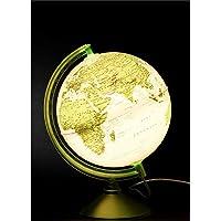 Gürbüz Yayınları 46253 Globe (Işıklı), Green, 26'lık