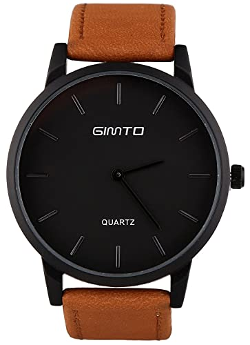 Classic Quartz Watch Modern and simple design