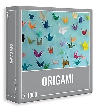 Cloudberries Origami - ¡Singular Rompecabezas de 1000 Piezas para Adultos!
