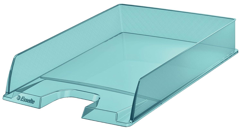 Esselte Corbeille à Courrier, Jaune, Colour'Ice, 626272 Colour' Ice