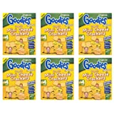 (6 PACK) - Organix - Mini Cheese Cracker | 4 x 20g | 6 PACK BUNDLE