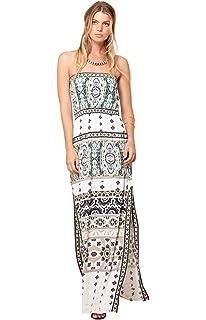 b82f3bdafbf Hale Bob Floriana Maxi Dress at Amazon Women s Clothing store