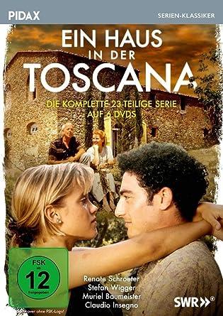 Ein Haus In Der Toscana Die Komplette 23 Teilige Familienserie