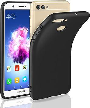 AROYI Funda Huawei P Smart, Carcasa P Smart Suave Silicona TPU Gel ...