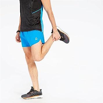 IPSO Pantalón Running Azul Claro Basic (Talla: XL): Amazon.es ...