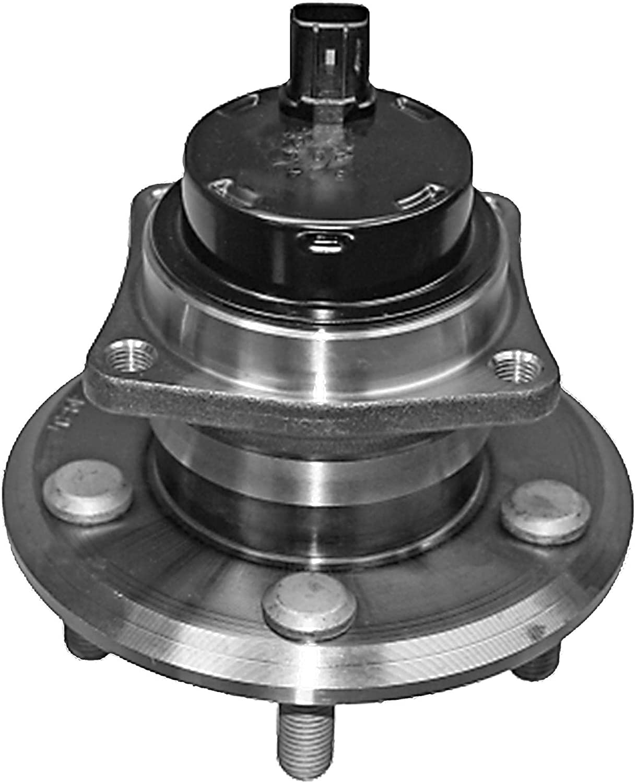1x Radlager ABS-Sensor Hinterachse links oder rechts Lochkreis 5x100