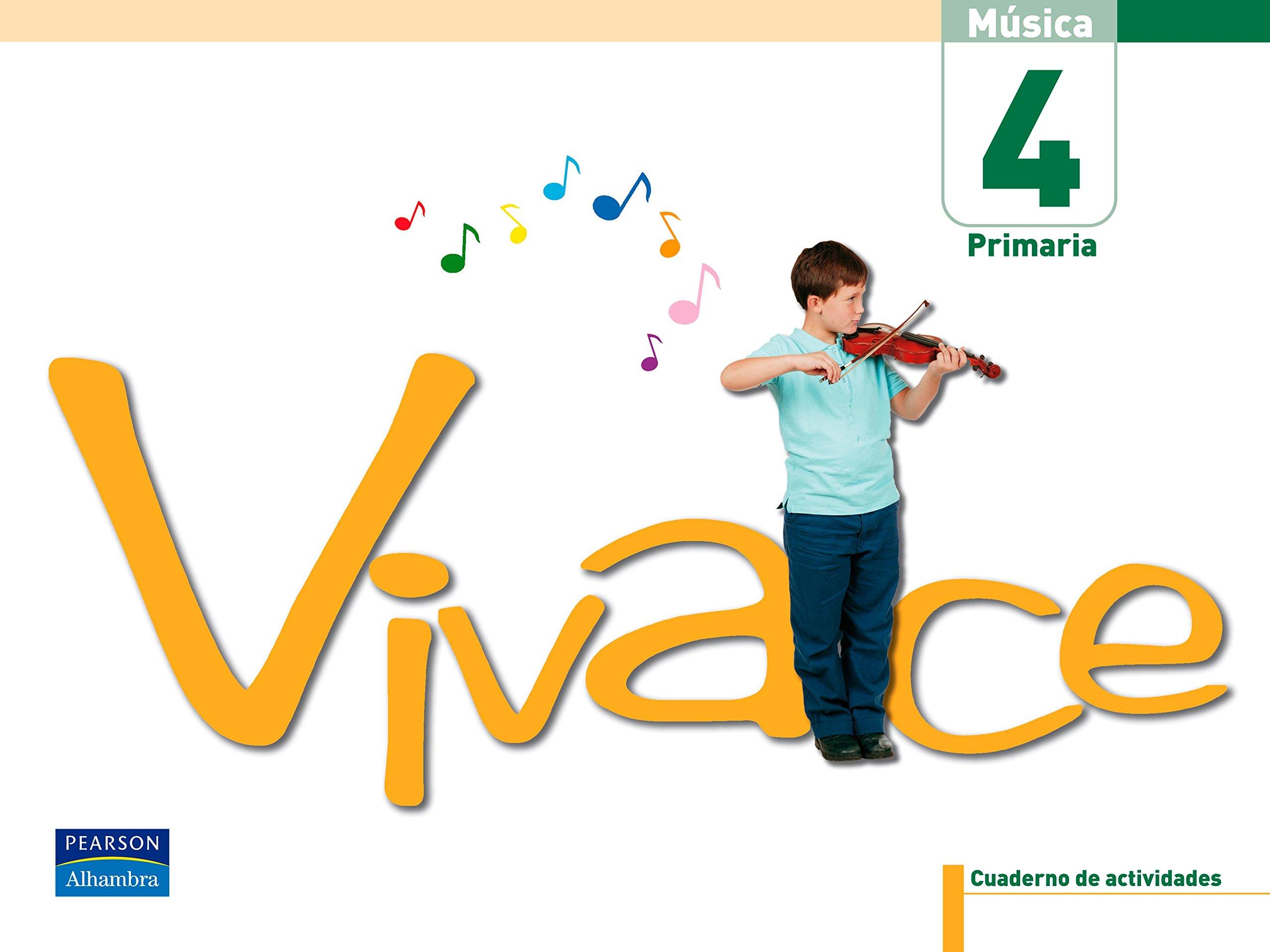 Vivace 4 pack cuaderno de actividades - 9788420551661: Amazon.es: Atance Ibar, Javier: Libros