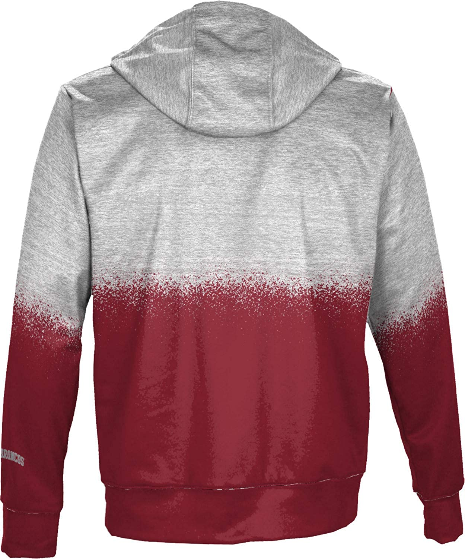 Spray Over ProSphere Santa Clara University Boys Full Zip Hoodie