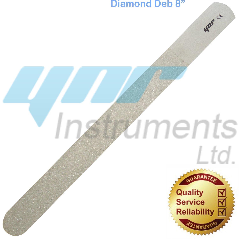 Amazon.com : YNR Diamond Deb Foot Dresser And Diamond Deb Nail File ...