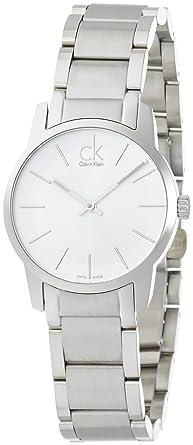 Watch Calvin Klein City Lady K2g23126 Women´s Silver
