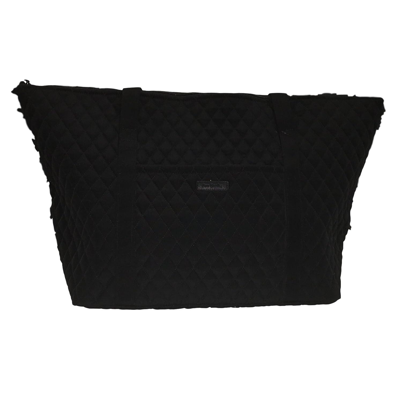 2671f9f566 Amazon.com  Vera Bradley Luggage Womens Miller Bag (Classic Black)  Shoes