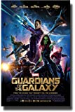 "Guardians Of The Galaxy Movie Poster 11""x17"" Mini Poster"