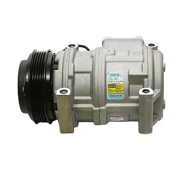 Delphi cs20124 10s17 nuevos Compresor De Aire Acondicionado: Amazon.es: Coche y moto