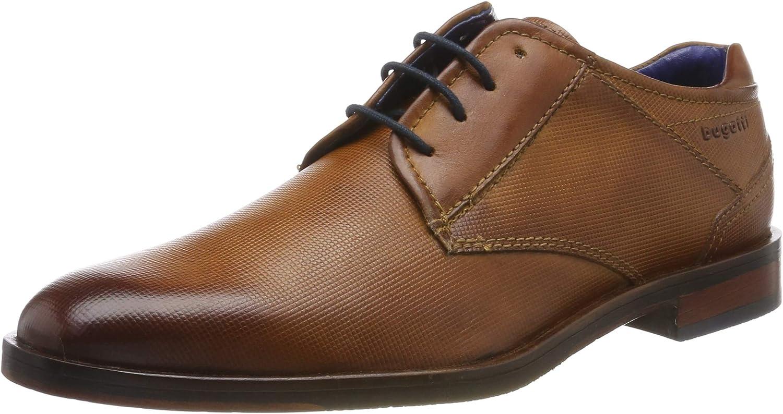 bugatti 312528091100, Zapatos de Cordones Derby para Hombre