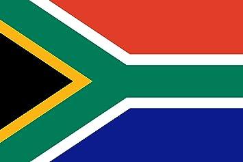 Gran Bandera de Sudafrica 150 x 90 cm Satén South Africa Durobol Flag: Amazon.es: Deportes y aire libre
