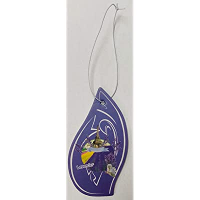 The A Company Inc Car Air Freshener Bulk 50 Pack (Lavender): Automotive