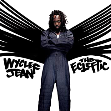 Wyclef Jean Album Covers