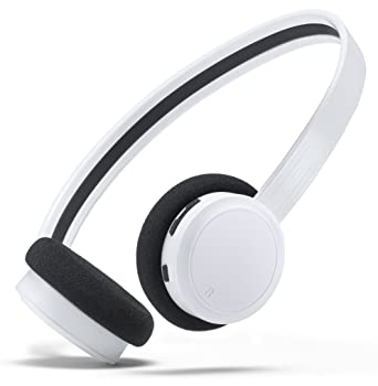 Indicación de estado Audio BT-1 auriculares inalámbricos Bluetooth ---Blanco