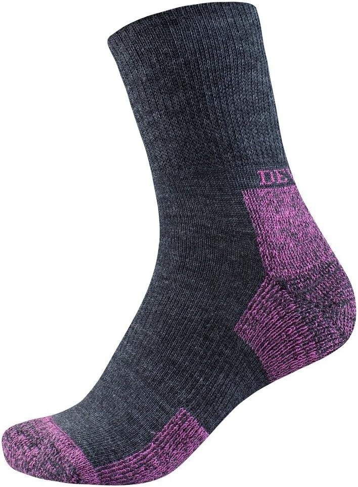 Devold Socken Walker High Unisex schwarz