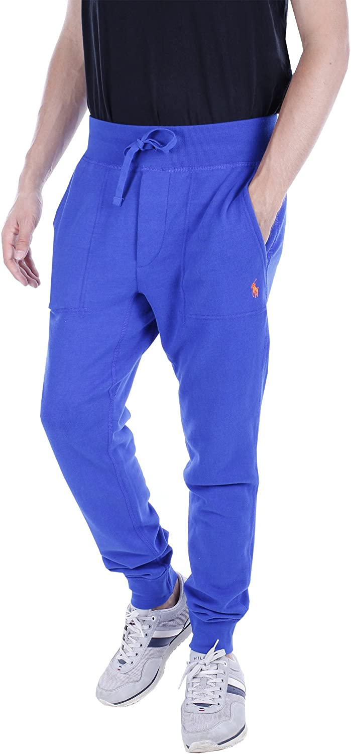 Polo Ralph Lauren Mens Fleece Pants Pac Royal