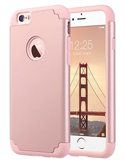silicone iphone 6 case rose gold