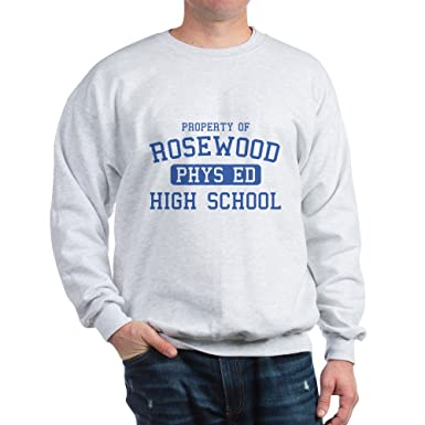 d92b0fdf4cf Amazon.com  CafePress Rosewood High School Sweatshirt Sweatshirt ...