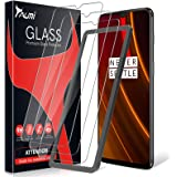 TAURI Screen Protector for Oneplus 6T, [3-PACK] [Alignment Frame] Easy Install [Case Friendly] Tempered Glass Screen…