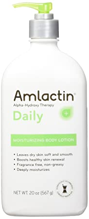 Am Lactin 12  Percents Moisturizing Lotion   567 G / 20 Oz by Am Lactin