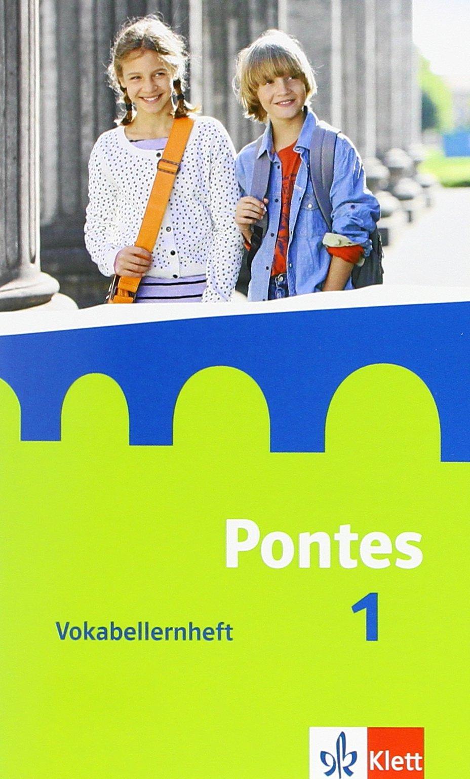 Pontes 1: Vokabellernheft 1. Lernjahr (Pontes. Ausgabe ab 2014)