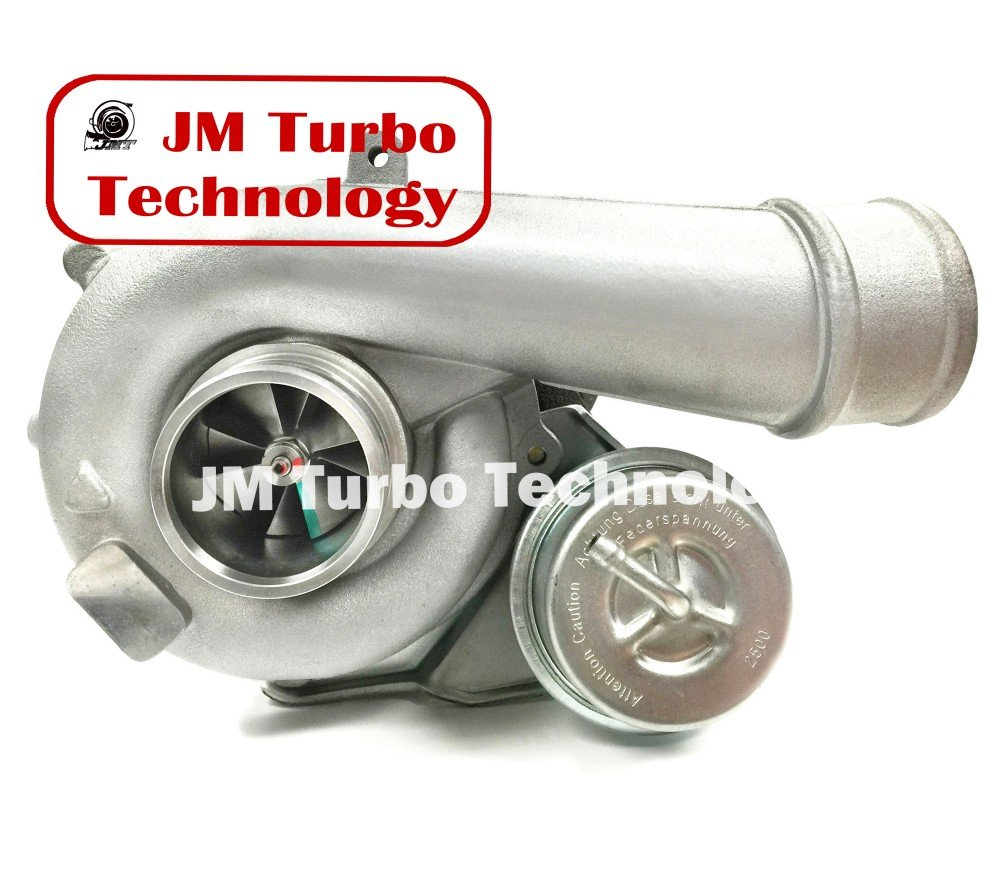 JM Turbocompresor 2001 - 2006 Audi TT Quattro Turbo nuevo: Amazon.es: Coche y moto