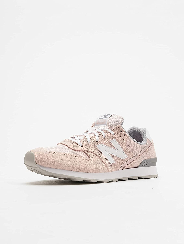 new balance 996 rosa y gris