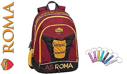 Mochila Escolar Roma fútbol Redonda Original Nueva colección ...