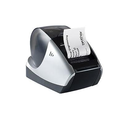 Brother QL570 - Impresora de etiquetas con tecnología térmica directa y corte automático