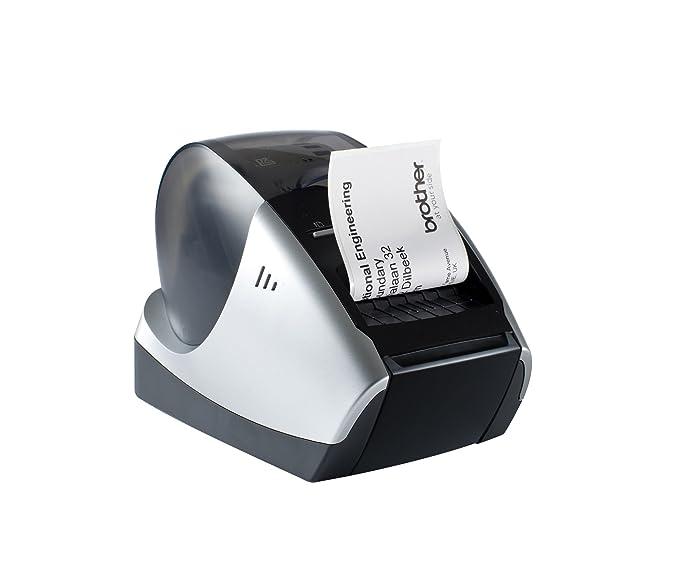 150 opinioni per Brother QL-570 Stampante per Etichette, Fino a 62 mm, Taglierina Automatica