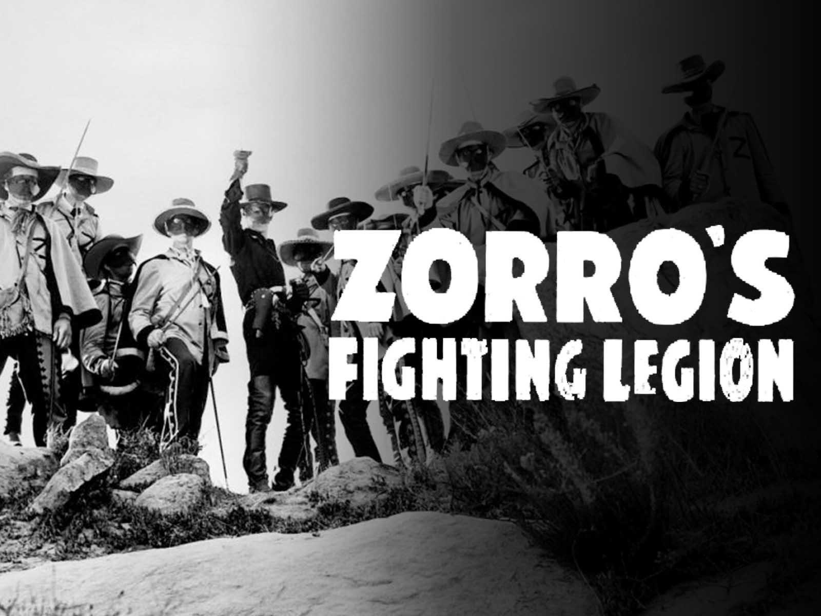 Amazoncom Watch Zorros Fighting Legion Prime Video