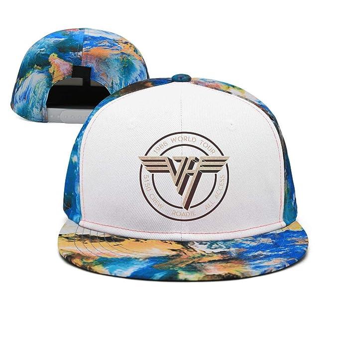 Vinforest Man Van-Halen-5150-band-2- Trucker Hats Snapback Cap ... ae22afd04e3