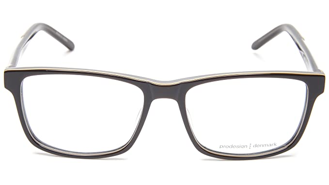 3976cdd4a55 Image Unavailable. Image not available for. Colour  NEW PRODESIGN DENMARK  1722 c.5032 BROWN EYEGLASSES FRAME 54-16-145 IG