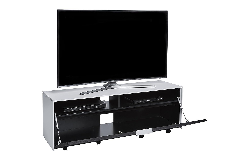 jahnke tv mobel Jahnke TV Möbel, Holzdekor, Weiß, 40 x 140 x 45 cm: Amazon.de: Küche u0026  Haushalt