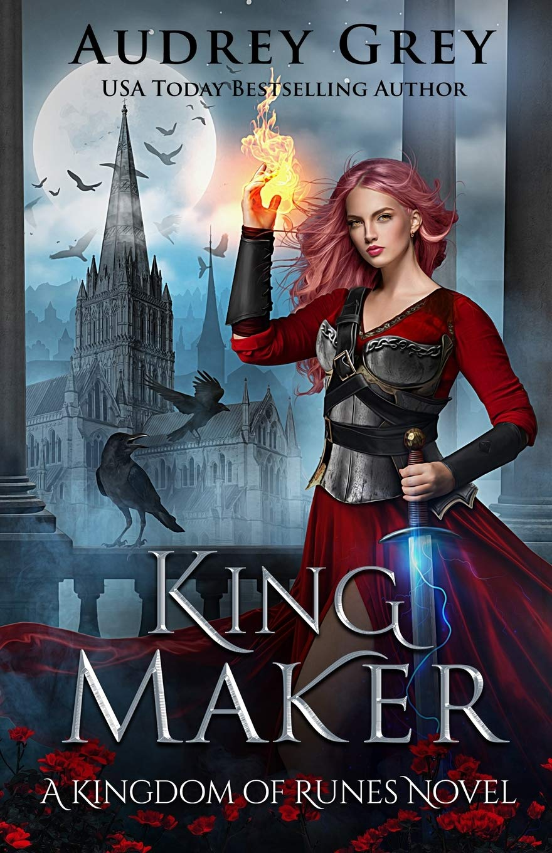 Amazon.com: King Maker: Kingdom of Runes Book 3 (9781733747271): Grey,  Audrey: Books