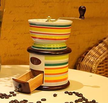 Manuelle Kaffeemühle Tragbare Hand-kaffeemühle Einstellbares Präzisionsmahlen
