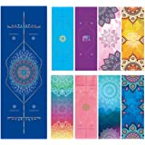 Yoohome Yoga Towel Diamond Shape New Design Non-Slip Microfiber Ultralight Ultrathin Soft-Perfect Absorb Sweat